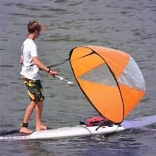 Foldable Kayak Boat Wind Sail Sup Paddle Board Sailing Windpaddle Sailboat