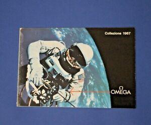 OMEGA - CATALOGO 1967