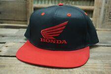 Vintage HONDA RED HOT Snapback Trucker Hat Cap