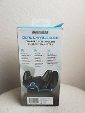 DreamGear DGPS4-6402 Dual Charge Dock for PS4 NIB video game controller charging