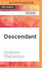 Descendant by Graham Masterton (2016, MP3 CD, Unabridged)