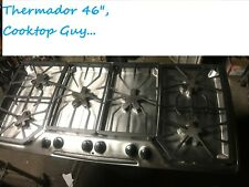 """46"""" Thermador Stainless GAs Cooktop in los angles"""