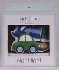 New Kidsline Cambridge Boys Night Light – Car, Airplane & Sailboat