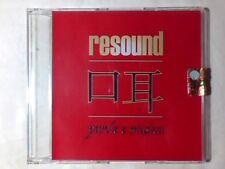 RESOUND Parole e musica cd singolo PR0M0 RARISSIMO