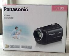 Panasonic HCV160 120 MB Camcorder - Black