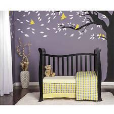 Crib 4-in-1 Mini with Bonus Mattress Baby Set Convertible Toddler Bed Nursery