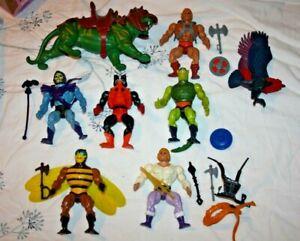 He-Man & Masters of the Universe - Vintage Action Figure Bundle - Mattel