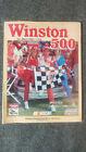 Vtg+Nascar+1986+Winston+500+Program%2BInsert+Alabama+Motor+Speedway+Bobby+Allison