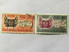 1954 South Africa Nice Stamps . SC 198-199