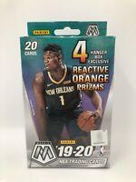 2019-20 Panini Mosaic Basketball Hanger Box Exclusive Prizms