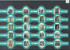 20 sigarenbandjes Kuifje / TinTin - Afbeeldingen uit Boeken (cc) - Lees !!!