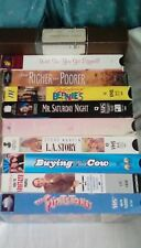 Comedy LOT of 10 VHS Weekend At Bernie's + Buying The Cow + Transylvania 6-5000