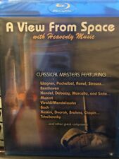 A View From Space With Heavenly Music (Blu-ray Disc, 2006) NEW SEALED