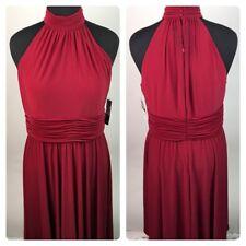 American Living Macys Womens Plus Size NWT Halter Fit Flare Dress 16 AI25 FLAW