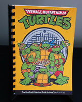100% Unofficial Teenage Mutant Ninja Turtles/TMNT Collectors Guide - Volume 2