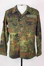 KOHLER GMBH /91 GERMAN ARMY FLECKTARN CAMO BDU UNIFORM SHIRT MILITARY GR8