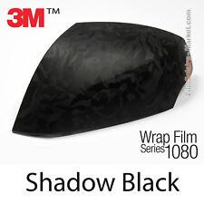 152x200cm FILM Shadow Black 3M 1080 SB12 Vinyle COVERING Wrap Film series