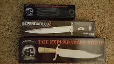 expendables movie prop knife set