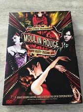 Moulin Rouge Dvd (Original, No Copy, Like New) 2 Disc Set