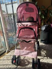 Used Pink Pet Stroller for Dogs and Cats
