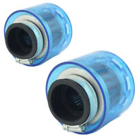 38mm Air Filter Cleaner 45 Degree Bend Splash Proof Plastic CoverGY6 PZ22 PZ25