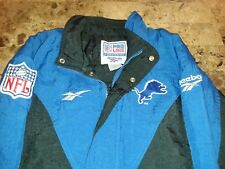 Vintage 90s Reebok ProLine Detroit Lions Authentic NFL Team Youth Small e9ea8bc47