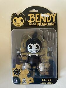 """Bendy And The Ink Machine - Bendy - 5"""" Action Figure - Series 1 - NEW SEALED"""