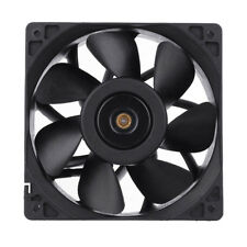 6000RPM Heat Sink Cooler 4-pin Connector Cooling Fan For Antminer Bitmain S7 S9