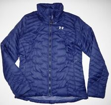 Under Armour Womens ColdGear Reactor Packable Insulated Jacket Small $200