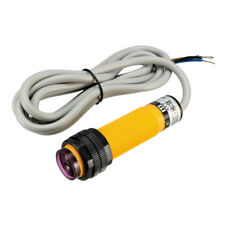 300ma DC 6-36v Infrared Ray Diffuse Reflection Optical Sensor Switch Yellow