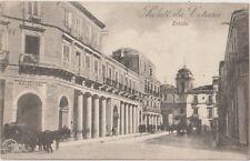 ITALIA 1918 SALUTI DA COTRONE ENTRATA