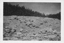 1946  Kilauea Volcano Sulfur Hole & sulfur banks Hawaii 2 Photos