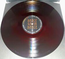 Dance Gavin Dance Afterburner Translucent Blood Red & Black Vinyl 0/500 Unplayed