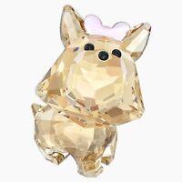 RARE Retired Swarovski Crystal Puppy Dixie Yorkshire Terrier 5063332 Dog Mint