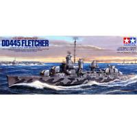 Tamiya 78012 U.S. Navy DD445 Fletcher 1/350