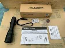 JetBeam PC25 Tactical Flashlight 408 Lumens -Side Switch- Vintage and Retired