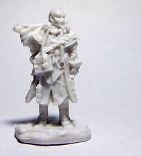 1x QUINN INVESTIGATOR - PATHFINDER BONES REAPER figurine miniature rpg d&d 89037