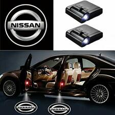 Nissan LED Logo Porte de voiture Lumière Fantôme de Courtoisie Ghost Light
