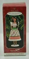 Hallmark 1998 Keepsake Ornament Barbie Dolls of the World Mexican - Christmas