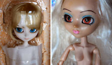 Pack 2 doll 1/6 Pullip Venus + Isul Helios blonde wig cute body obitsu custom