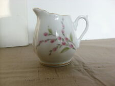 Mini Creamer by HB Japan Item # 6197 White with Floral Branch