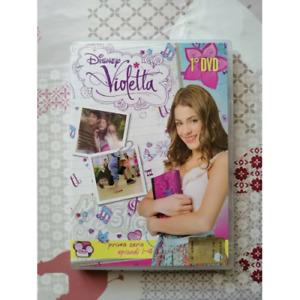 Violetta - Prima Serie - Episodi 1-4 [Dvd Usato]