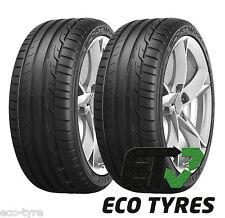 2X Tyres 255 35 ZR19 96Y XL Dunlop SportMaxx RT2 C A 69dB