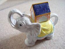 The Leonardo collection porcelain-pottery Elephant tea pot