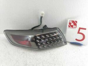2005-2008 INFINITI FX SERIES Driver LH TailLight Lamp OEM CLEAR SMOKED LENS