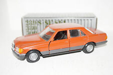NZG Mercedes-Benz 280 S/SE/SEL 500SE/SEL rot/orange 1:35 in OVP (R2_4_47)
