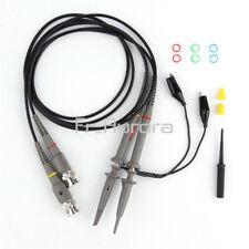 P6100 DC 100MHZ Oscilloscope Scope Clip Probe 100MHz For Tektronix HP
