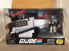 GI Joe 25th Sealed Box Arctic HISS Tank Commander White Attack On Cobra Island