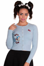 Hell Bunny Nylon Long Sleeve Women's Jumpers & Cardigans