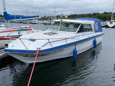 Motorboot, Volvo Penta Motor V8 mit Trailer
